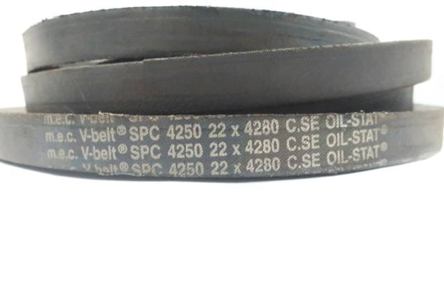 MEC SPC 4250 OIL-STAT 4280MM X 22MM V-BELT D630075