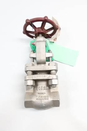 LADISH 7361-2114-05A MANUAL SOCKET WELD 1/2IN GLOBE VALVE