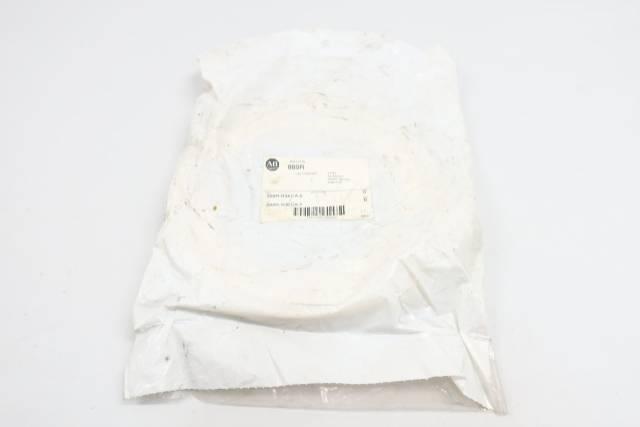 ALLEN BRADLEY 889R-R3ECA-5 RIGHT ANGLE 3 PIN AC MICRO CONNECTOR 5M CABLE SER B