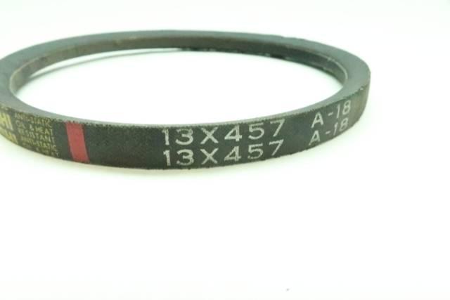 MITSUBOSHI 13X457 A-18 V-BELT 457MM 13MM D630099