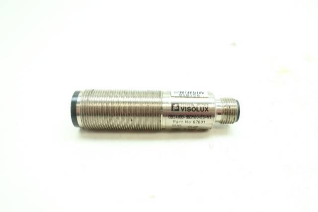 PEPPERL FUCHS OBS4000-18GM60-E5-V1 VISOLUX PHOTOELECTRIC SENSOR 10-30V-DC