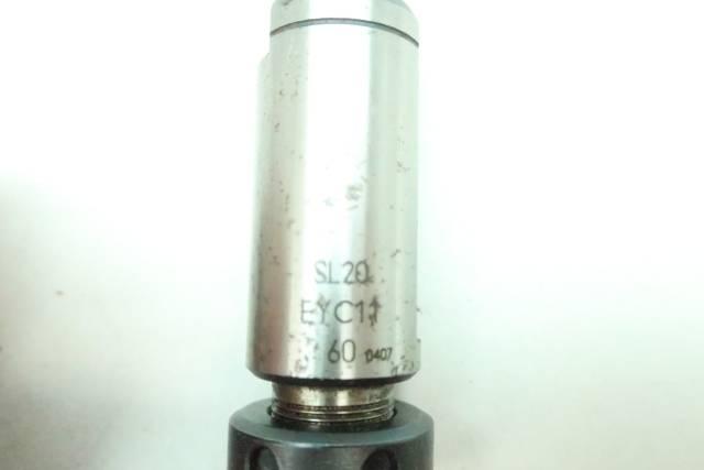YUKIWA SL20-EYC11-60 STRAIGHT SHANK EY CHUCK TOOL HOLDER