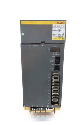 FANUC A06B-6088-H226#H500 SER D SPINDLE MODULE 283-325V-AC 230V-AC 29.8KW SERVO DRIVES AND AMPLIFIER