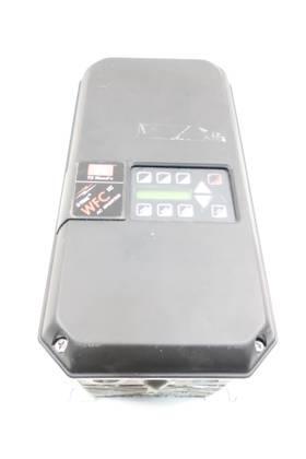 TB WOODS WFC4015-0CHT E-TRAC AC INVERTER 380-460V-AC 50/60HZ 0-460V-AC 15HP AC VFD DRIVE