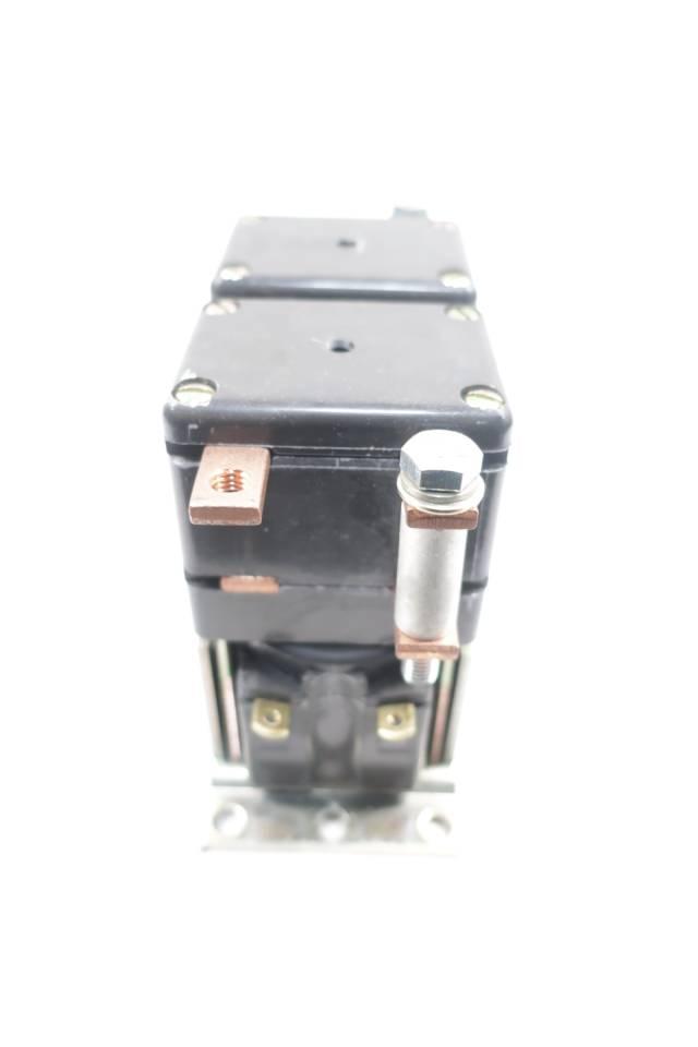 GE CTTA154FR124XN TYPE C 24V-DC 100A AMP CONTACTOR D651643