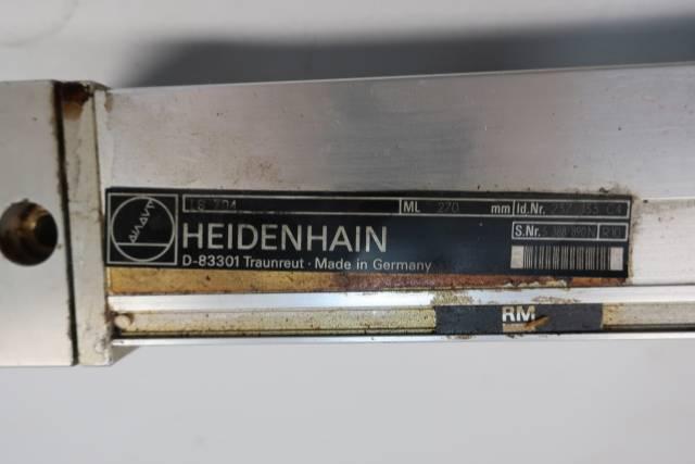HEIDENHAIN LS 704 LINEAR ENCODER 270MM