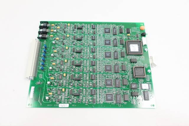 0301-0842-01 VIDEO OUTPUT MODULE PCB CIRCUIT BOARD REV N1