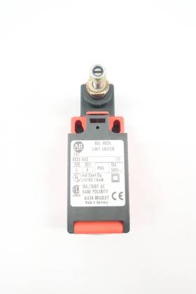 ALLEN BRADLEY 802A-NX2 300V-AC LIMIT SWITCH