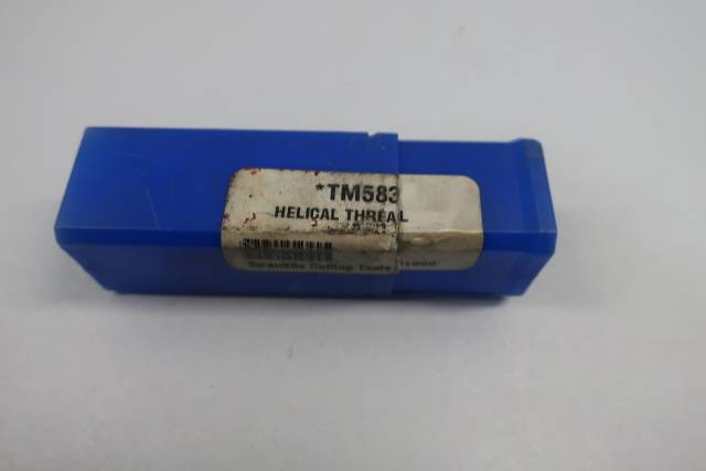 SCIENTIFIC CUTTING TM583 HELICAL THREAD MILL PIPE TAP