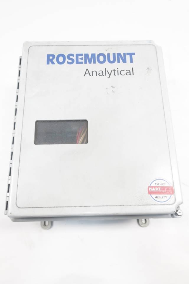 ROSEMOUNT ANALYTICAL 6A00178G01 OXYGEN MONITOR 115V-AC D660572