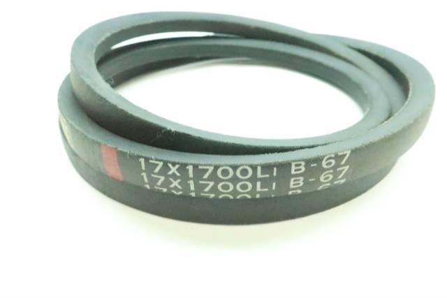 MITSUBOSHI B-67 17X1700LI SET FREE V-BELT 1700MM 17MM D630228
