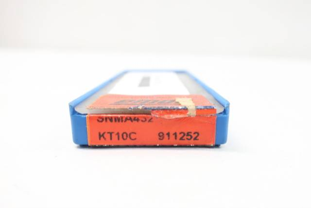 PACK OF 10 SOWA SNMA432 KT10C CARBIDE INSERT