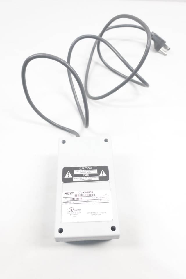 PELCO CM9505UPS POWER SUPPLY 115V D660822