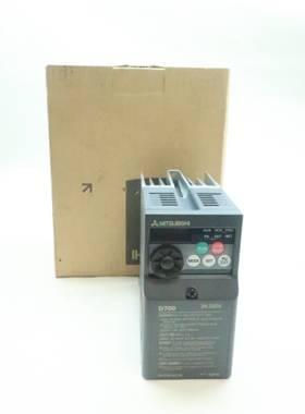MITSUBISHI FR-D720-042-NA INVERTER 200-240V-AC 0.2-400HZ 200-240V-AC AC VFD DRIVE