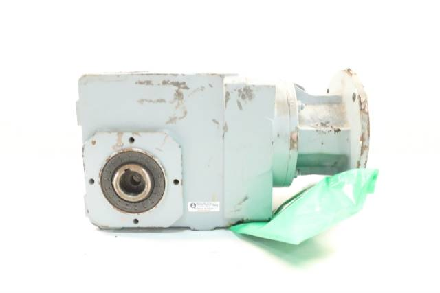 STOBER DRIVES K203AB1090MR141/050 RIGHT ANGLE GEAR REDUCER 109.5:1 D623055