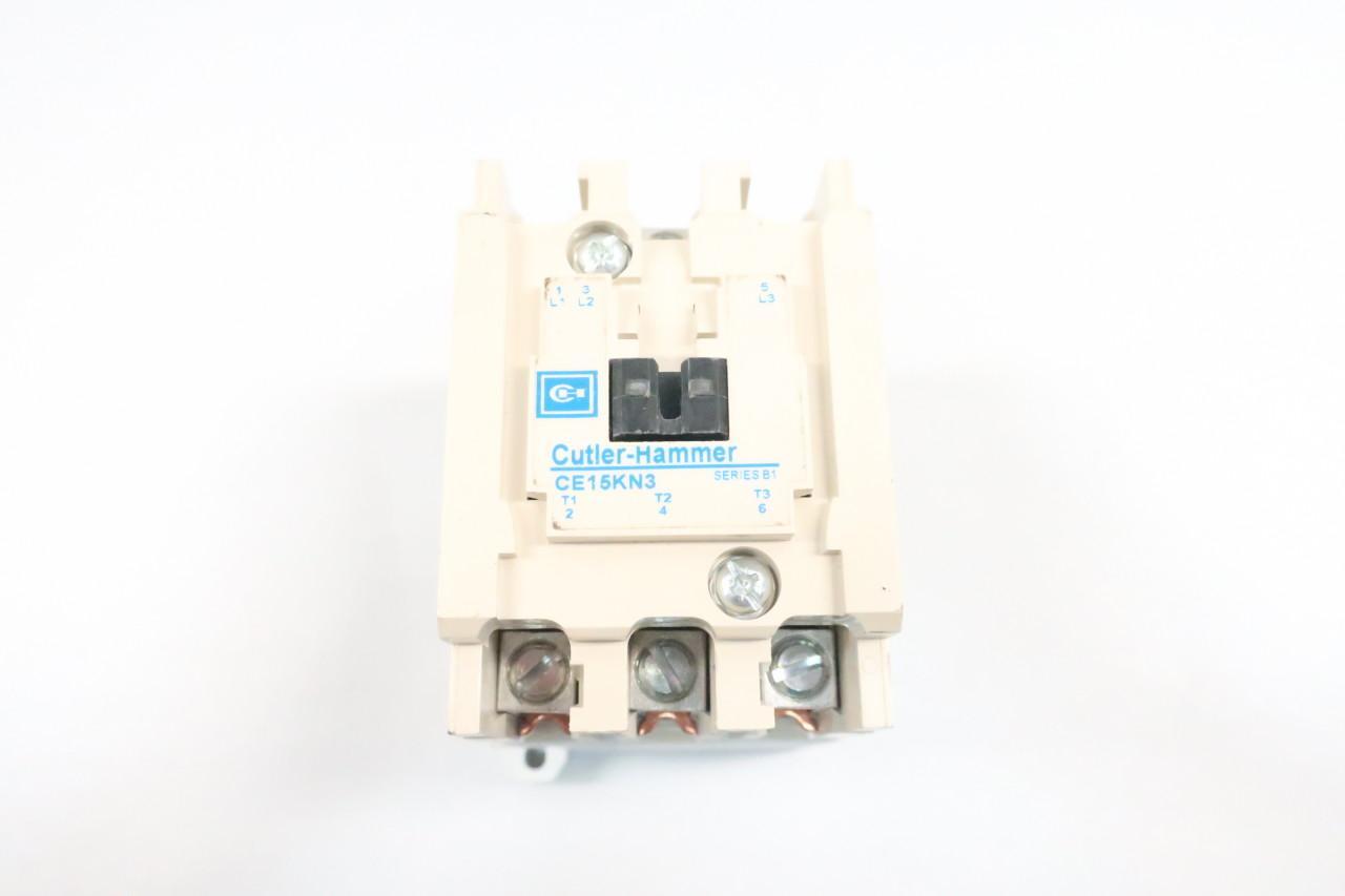 Cutler-Hammer CE15KN3 Contactor