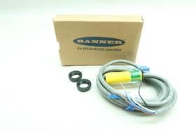 BANNER S18SN6R EZ-BEAM RECEIVER 10-30V-DC OTHER SENSOR