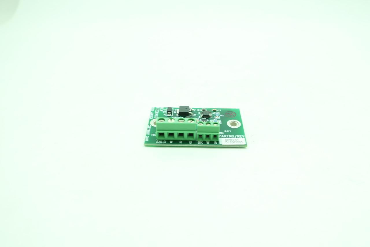 Koso S97874 New Feedback Pcb Circuit Board Rev 1