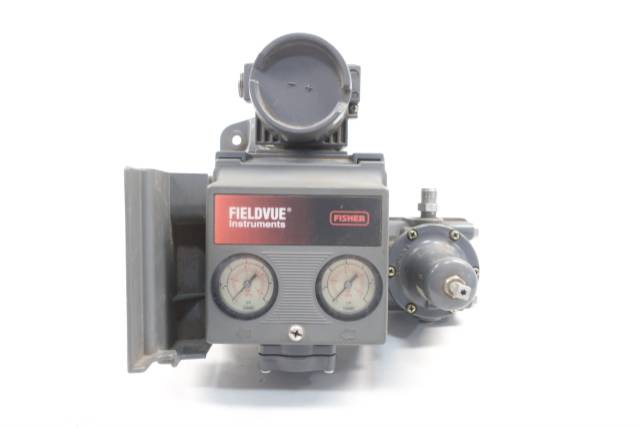 fisher-dvc5010-fieldvue-electro-pneumatic-valve-positioner