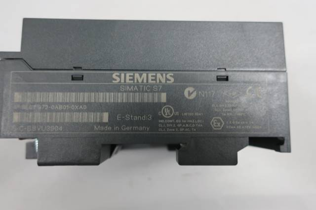 SIEMENS 6ES7 972-0AB01-0XA0 SIMATIC S7 DIAGNOSTIC REPEATER