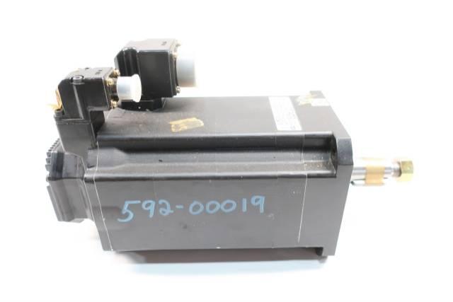 OKUMA BL-MC140J-30T SERVO MOTOR 3PH 4.3KW 3000RPM 13.7NM 133V-AC
