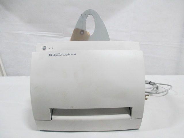 HP LaserJet LJ 1100 Mono Laser Printer C4224A