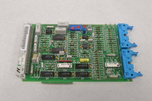 ABB 57401389 INTERFACE MICROPROCESSOR BOARD PLC MODULE CPU PROCESSOR B217210