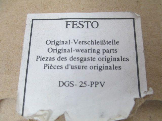 NEW FESTO 104147 ORIGINAL WEARING PARTS DGS-25-PPV