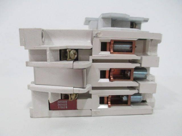 CUTLER HAMMER CE15HN3 AC 120V-AC 40HP 44A CONTACTOR D226590