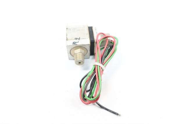 NASON WS-1C-300-800R/EL/ADJ PRESSURE SWITCH 1/4IN