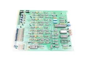 AMERICAN DYNAMICS AD2024VOM MATRIX 3200 VIDEO OUTPUT CARD PCB CIRCUIT BOARD