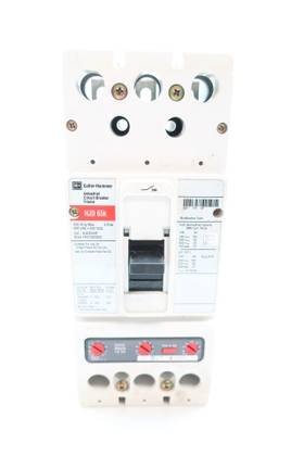 EATON HJD3250F 3P 250A AMP 600V-AC MOLDED CASE CIRCUIT BREAKER