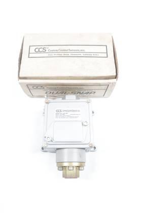 CCS 604GBM2 6-75PSI 125/250V-AC PRESSURE SWITCH