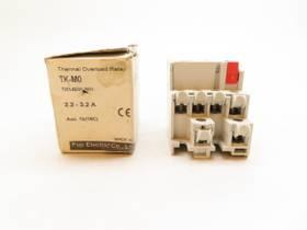 FUJI TK-M0 2.2-3.2A AMP OVERLOAD RELAY