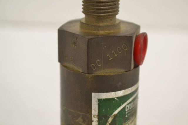 CYLINDERS & VALVES DC-1100 DOUBLE ACTING 1 IN 1-1/8 IN PNEUMATIC B292166