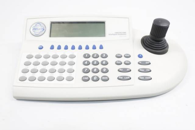pelco-cm9760-kbd-intelligent-joystick-keyboard-other-plc-and-dcs-module