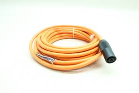 LIYY PVC X 0.34 QMM 5FT CORDSET CABLE