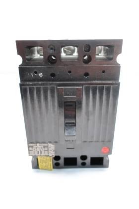 GENERAL ELECTRIC GE TED136015 3P 15A AMP 600V-AC MOLDED CASE CIRCUIT BREAKER