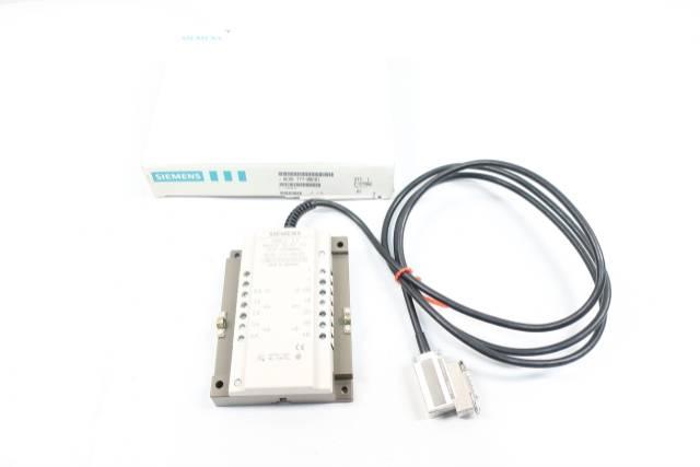 SIEMENS 6ES5 777-0BC01 BUS TERMINAL COMMUNICATION MODULE