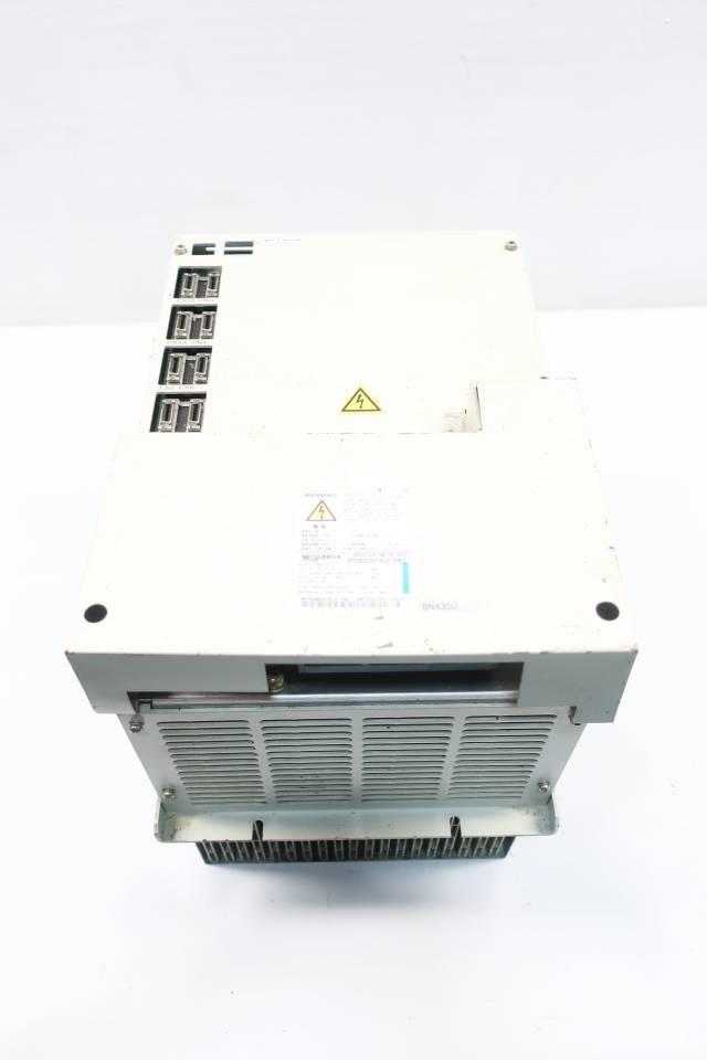 MITSUBISHI MDSBSPA370RT SPINDLE DRIVE UNIT 200/200-230V-AC 3V-AC