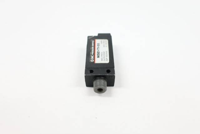 SMC NISE1-T1-55 PRESSURE SWITCH 145PSI 12-24V-DC