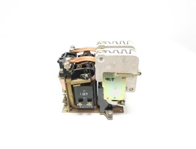 GENERAL ELECTRIC GE IC28001622CM3H 2-POLE 115/120V-DC 100A AMP DC CONTACTOR