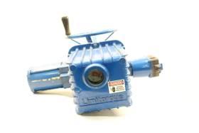 FLOWSERVE L120-10 LIMITORQUE 1/3HP 230/240/460/480V-AC ELECTRIC VALVE ACTUATOR