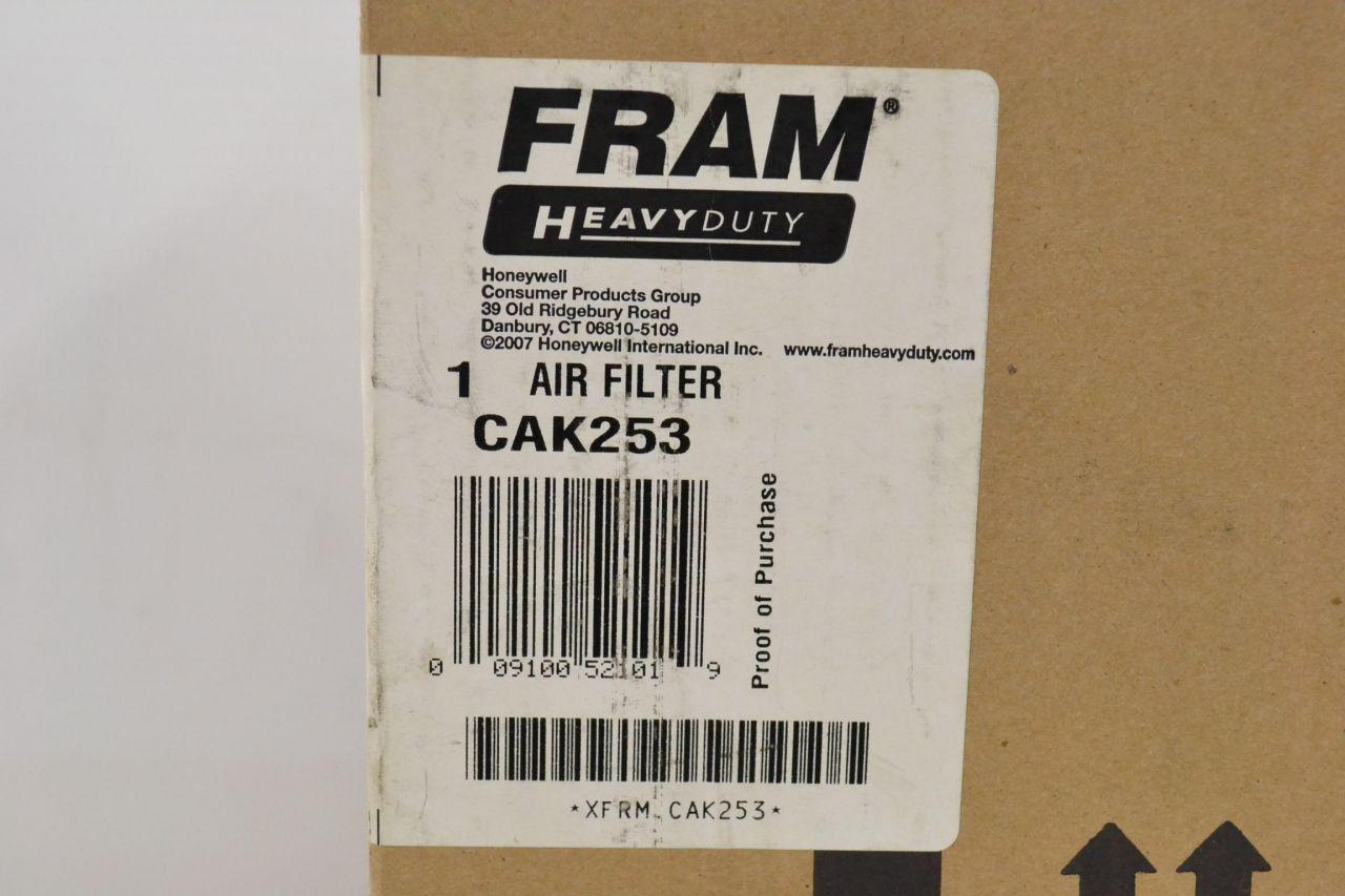 Fram CAK253 Air Filter