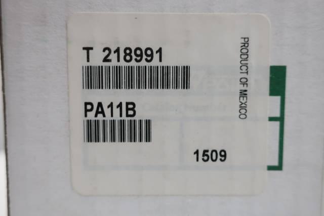 ASCO PA11B TRI-POINT PRESSURE SWITCH 125/250V-AC