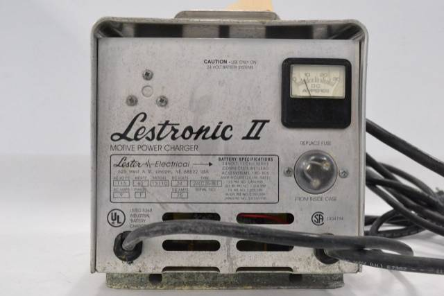 LESTER 13110 24LC25-8ET LESTRONIC II BATTERY CHARGER 24V-DC 25A AMP on apexi turbo timer wiring, timer washing machine wiring, pool pump timer wiring, timer wiring diagram, timer switch wiring, omron timer wiring, timer contactor wiring, timer switch schematic,