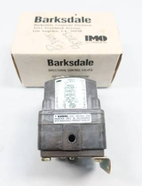 BARKSDALE DPD2T-A3 DIFFERENTIAL 10PSI 600V-AC 250V-DC PRESSURE SWITCH