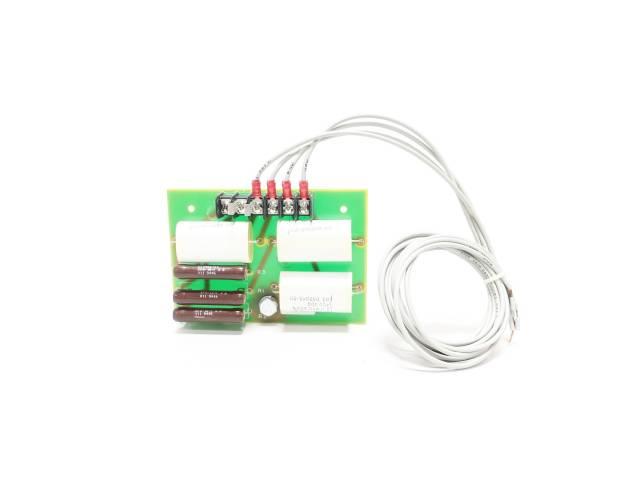 SOLIDSTATE CONTROLS 80-212901-90 NOISE SUPPRESSOR PCB CIRCUIT BOARD