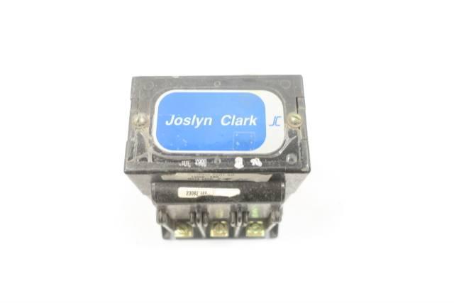 JOSLYN CLARK RDP1-5031-11 78090-20R 30A 120V-AC DC CONTACTOR D598211