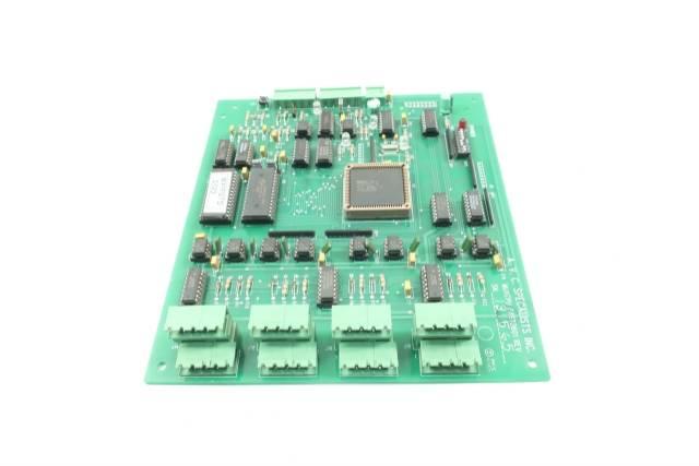 AVC SPECIALISTS MUXCPU PASTD601 PCB CIRCUIT BOARD